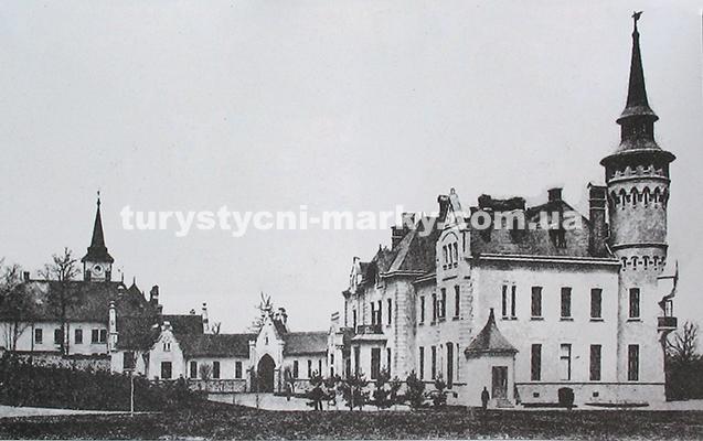 Птм17 палац графа а голуховського 1855