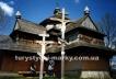 №67 - Струківська церква, Дзвіниця Струківської церкви, ХІХ ст. - Ясіня