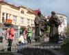 №7 - Ратуша, памятник Кирилу та Мефодію - Мукачево