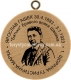 """ЮТМ01 - Ярослав Гашек 30.4.1883 - 3.1.1923. \""""Батько\"""" бравого вояка Швейка"""