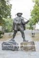 №19 - Памятник листоноші Федору Фекеті 1838 - Перечин - Тур\'ї Ремети