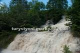 №34 - Джуринський водоспад - історичне урочище Червоноград