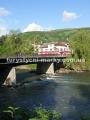 №99 - Рахів - найбільш високогірне місто України
