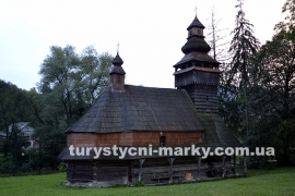 №15 - Миколаївська церква - Чорноголова